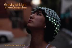 Gravity of Light by Younghui Kim / Yejin Cho  2012