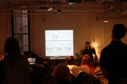 talk at Soft Lab, ITP, NYU