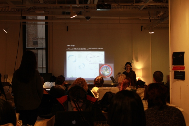 Talk at the Soft Lab, ITP, NYU